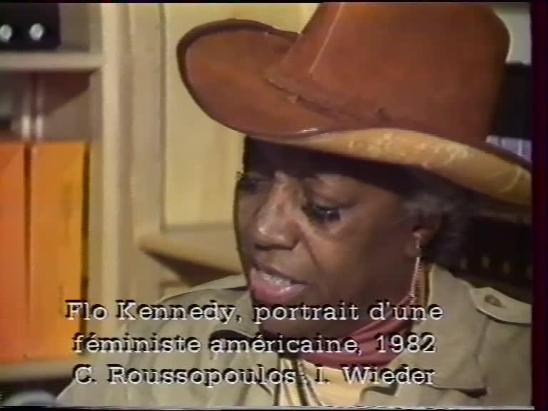 Anthologie vidéo, Centre audiovisuel Simone de Beauvoir - 1982-1992