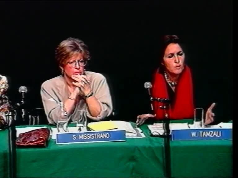 Conférence de Bruxelles (La) : Commerce du sexe et droits humains - 6 mars 1993